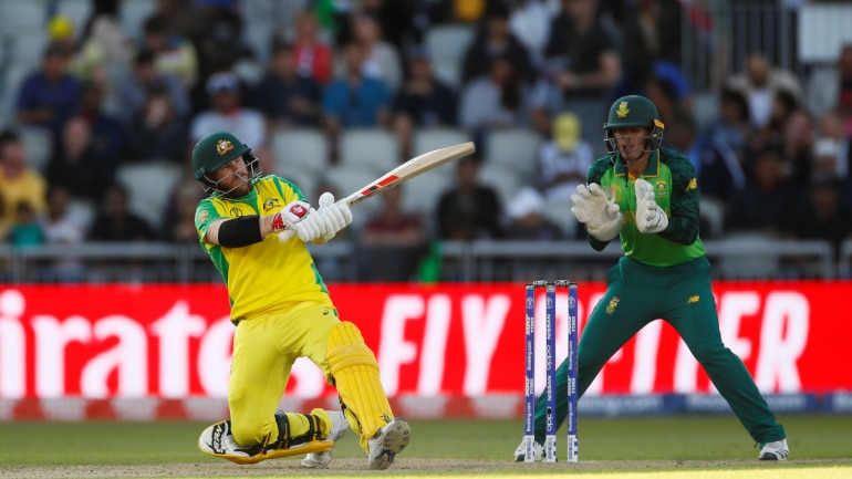 Australia Vs South Africa Highlights Icc World Cup 2019