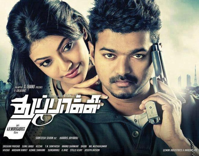 Thuppaki Dubbed In Hindi As Indian Soldier Never On Holiday