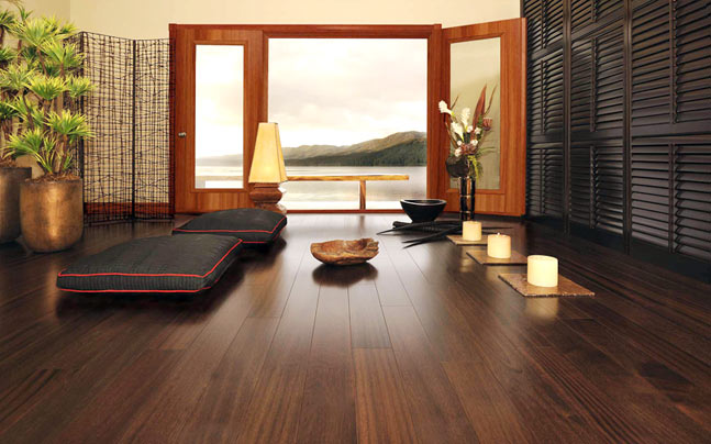 Monsoon woes Regretting your wooden flooring Now you won
