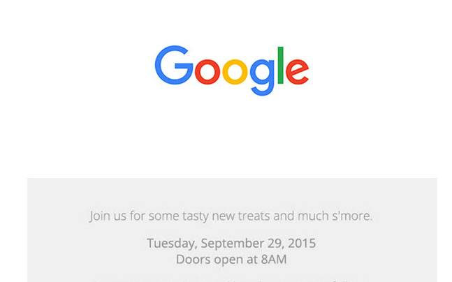 It's official, Google Nexus 5 (2015) to launch on Sept 29