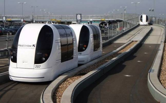 Caterpillar trains and pod taxis to fight congestion - Mail Today News
