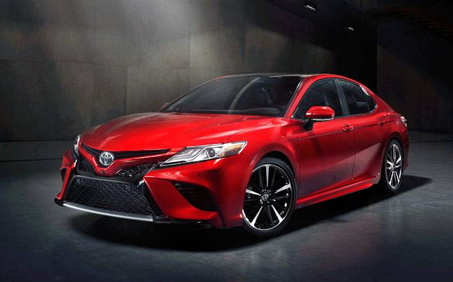 all new camry oli matic grand avanza toyota unveils in the us auto news
