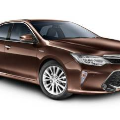 All New Camry India Launch Toyota Malaysia 2017 Hybrid Launched In At Rs 31 98 Lakh Auto News
