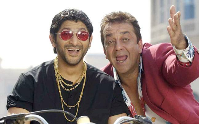 Image result for munna bhai and circuit