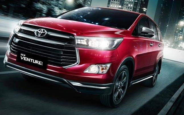 innova new venturer 2017 toyota all kijang 2.0 g a/t lux to launch touring sport variant of the crysta in