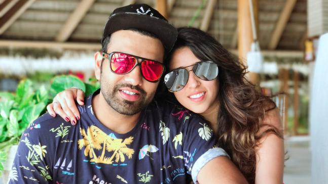 Rohit Sharmas Valentines Day Gift To Wife Ritika A