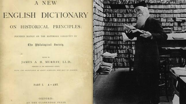 oxford english dictionary turns