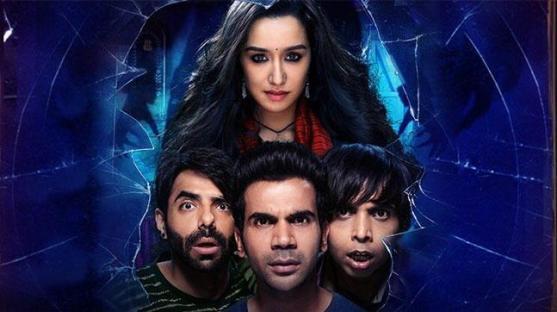 Stree - best Bollywood comedy film