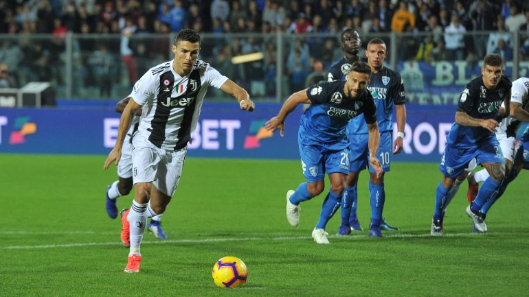 Cristiano Ronaldo Equals 60 Year Old Juventus Record In