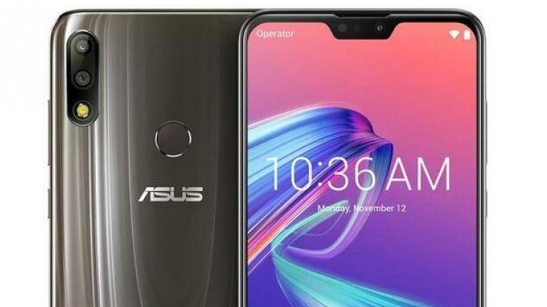 Asus Zenfone Max M2 Powered Snapdragon 632 and 4000mAh Battery