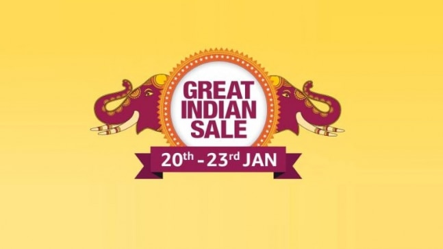Amazon Great Indian Sale Is Back To Offer Big Discounts