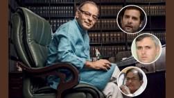 Outpouring of support for Arun Jaitley shows politics bas ek khel hai