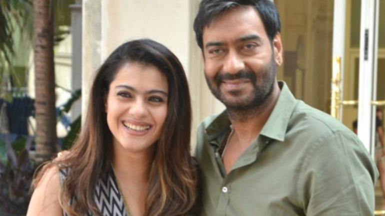 Image result for kajol and ajay devgan couples