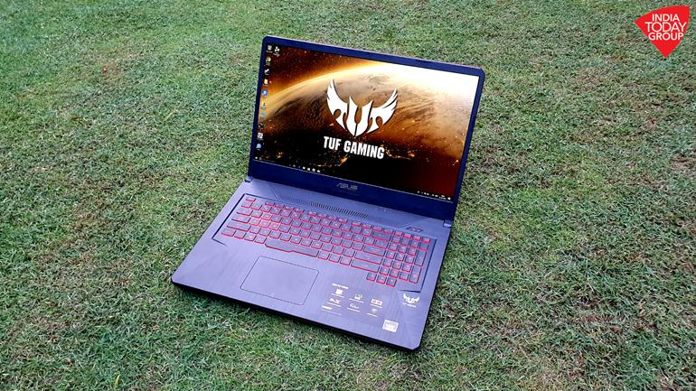 asus tuf fx705 review