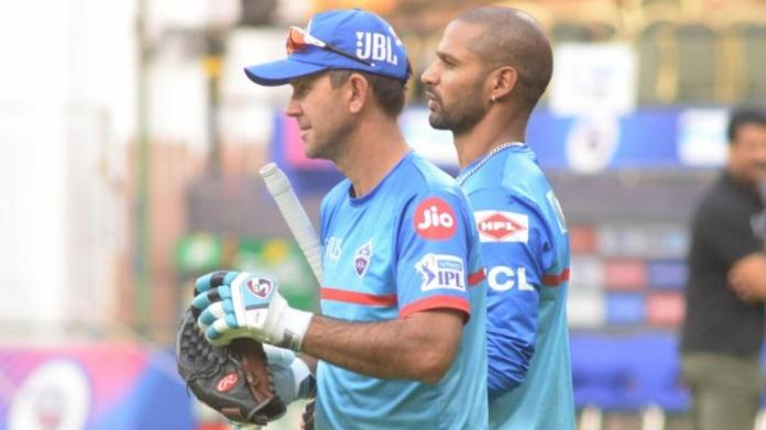 Image result for dhawan and ponting