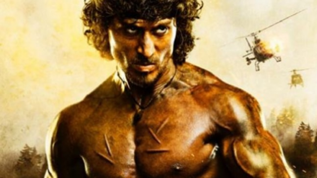 Tiger Shroff's Rambo remake gets the release date. Details ...