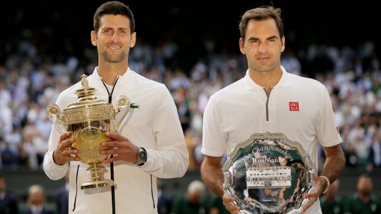 Wimbledon final 2019 match report Novak Djokovic vs Roger