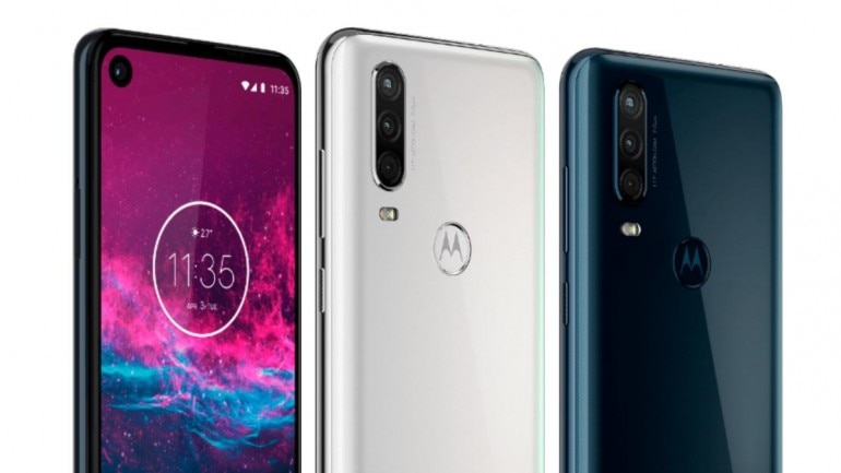 motorola one action leaks
