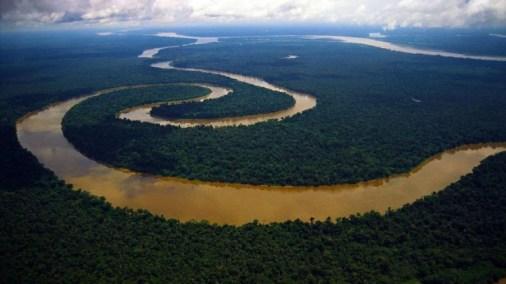 Sungai terpanjang di benua amerika amazon