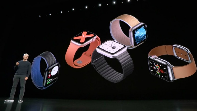 Image result for Apple Watch 5 Series launch