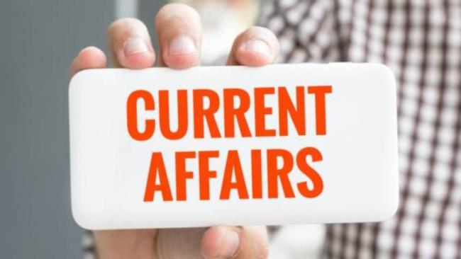 Last 6 Month Current Affairs Questions And Answers