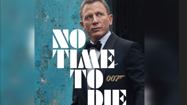 No Time To Die First Poster Daniel Craig Is Back As James