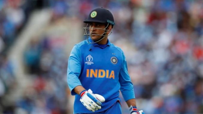 Whether MS Dhoni wants to come back, that's for him to decide ...