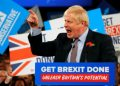 UK PM Boris Johnson says will get Brexit done in January as general election looms