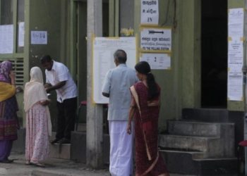 Sri Lanka presidential election: Muslim voters shot at, pelted with stones, no casualties reported