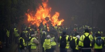 France's yellow vest movement marks one year of protests