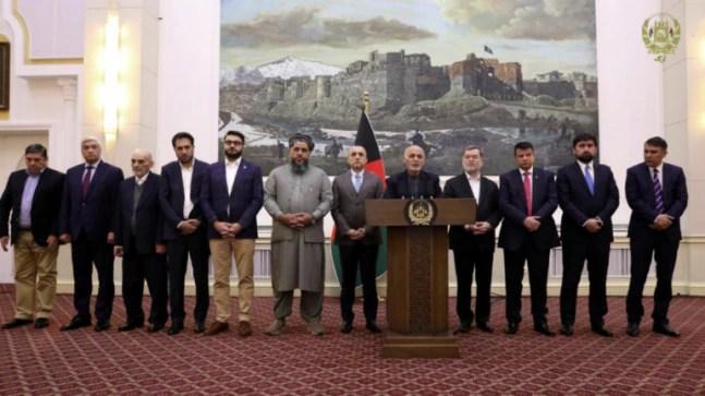 Afghanistan to swap Taliban militants for American, Australian captives