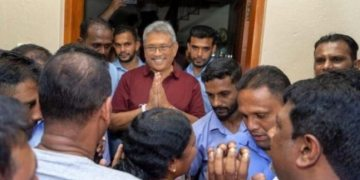 Sri Lankan court drops corruption charges against President Gotabhaya, orders lifting of his travel ban