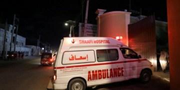 Somalia: Armed militants attack hotel inMogadishu