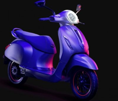 bajaj-releases-its-first-electric-scooter