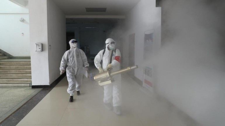 Coronavirus: Mainland China reports 508 new cases as death toll ...