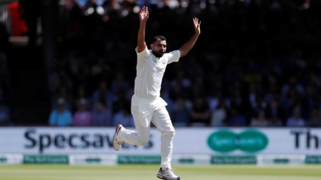 Mohammed Shami (Reuters Pictures)