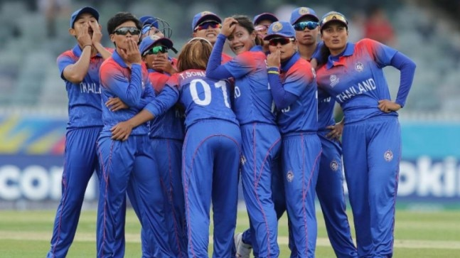 Thai greeting: Thai players win hearts in the debut of the Women's World Cup T20