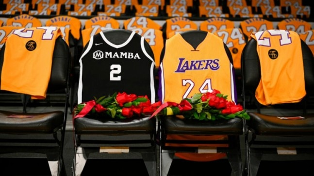 Kobe Bryant, his daughter Gianna rests in a private family ceremony