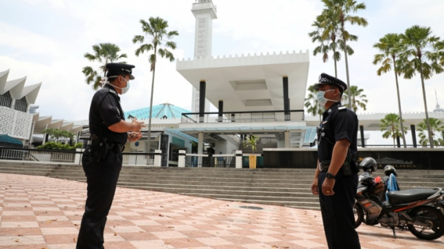 Malaysia worshippers getting screened, event organiser says after coronavirus cases spike