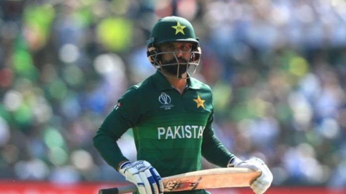 Mohammad Hafeez tested positive for Covid-19 (AFP Photo)