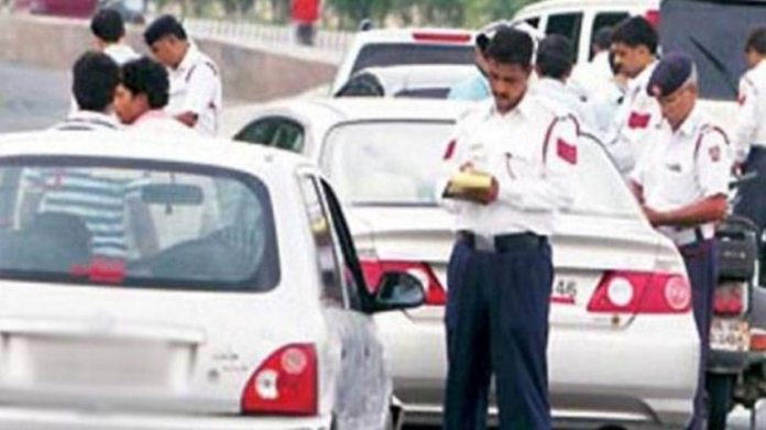 As per data on Monday (June 29), Mumbai Police seized 16,291 vehicles. (file photo: PTI)
