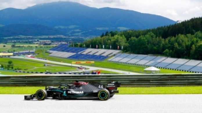 The Austrian GP qualifying will take place on July 4 (AP Image)
