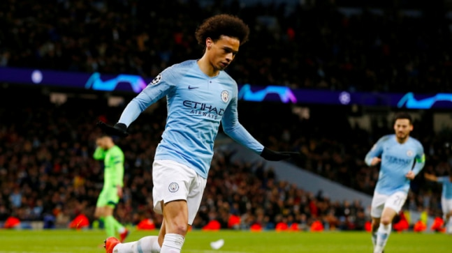 Bayern Munich set to sign  million deal with Manchester City for Leroy Sane