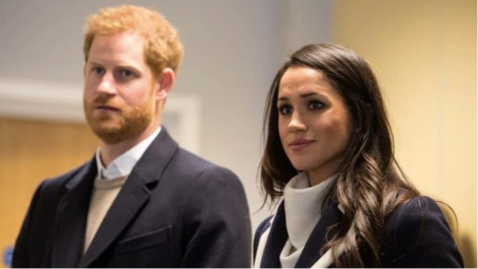Meghan Markle and Prince Harry sue over photo of son at California ...
