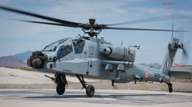 India receives final batch of Apache helicopters amid India-China border tussle