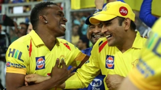 Helicopter 7: On eve of MS Dhoni's 39th birthday, Dwayne Bravo releases new song