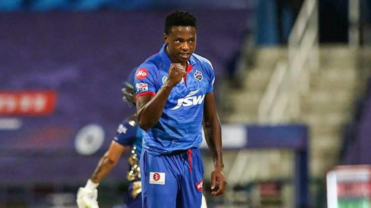 Kagiso Rabada set the record for the fastest bowler to reach 50 wickets in IPL history (Courtesy of BCCI)