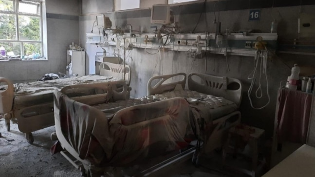ICU fire breaks out at Safdarjung Hospital in Delhi, 60 patients evacuated