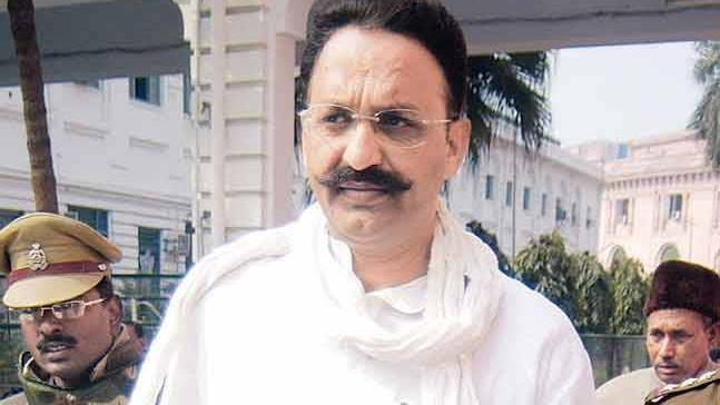 Ambulance used to ferry UP MLA Mukhtar Ansari to Mohali found abandoned in Rupnagar, say police - India News