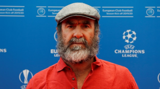 Eric cantona, better known by the family name eric daniel pierre cantona, is a popular athlete. Eric Cantona Joins Premier League Hall Of Fame Alan Shearer And Thierry Henry India News Republic